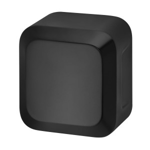 Suszarka do rąk CUBE black